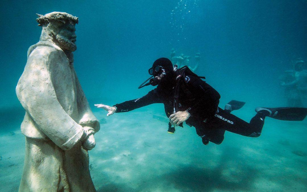 Via Crucis Underwater Museum