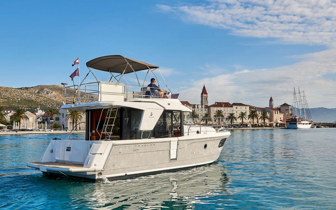 Beneteau Swift Trawler 30 – new!