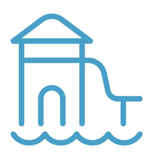Aquapark icon
